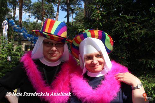 25-lecie Przedszkola Anielinek